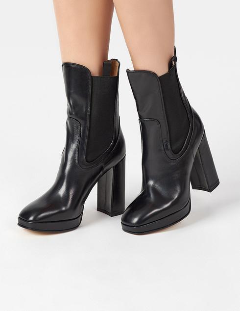 черные Ботинки Roberto Botticelli BX22803-000