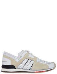 Мужские кроссовки A.Testoni 0350RMG