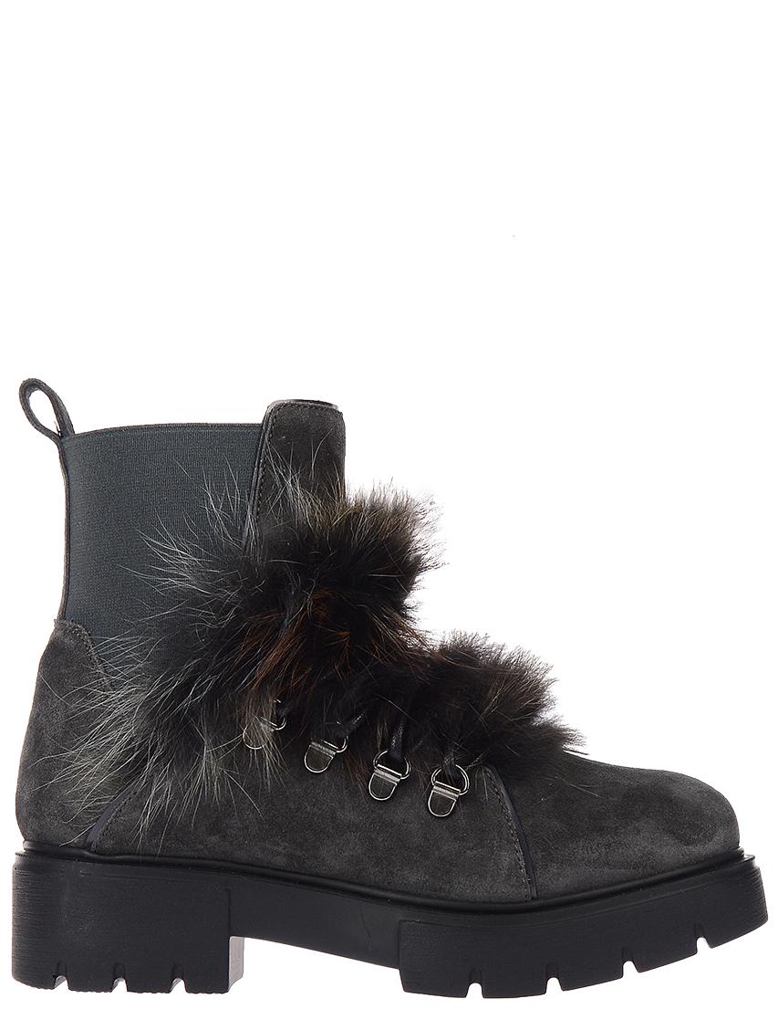 Женские ботинки Iceberg 1152-grey-fox
