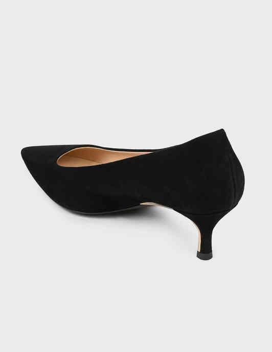 черные женские Туфли Furla YC43FCD-black 3939 грн