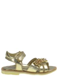 Босоножки для девочек ROBERTO CAVALLI CA5251_gold