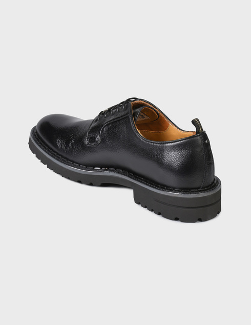 мужские черные Дерби Brimarts 314900 - фото-2