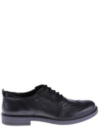 Детские туфли для мальчиков NATURINO 4051-nero_black