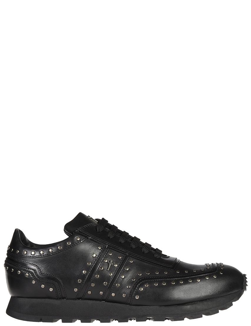 Мужские кроссовки Cesare Paciotti 54771_black