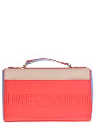 Женская сумка Love Moschino 4236-multi-color