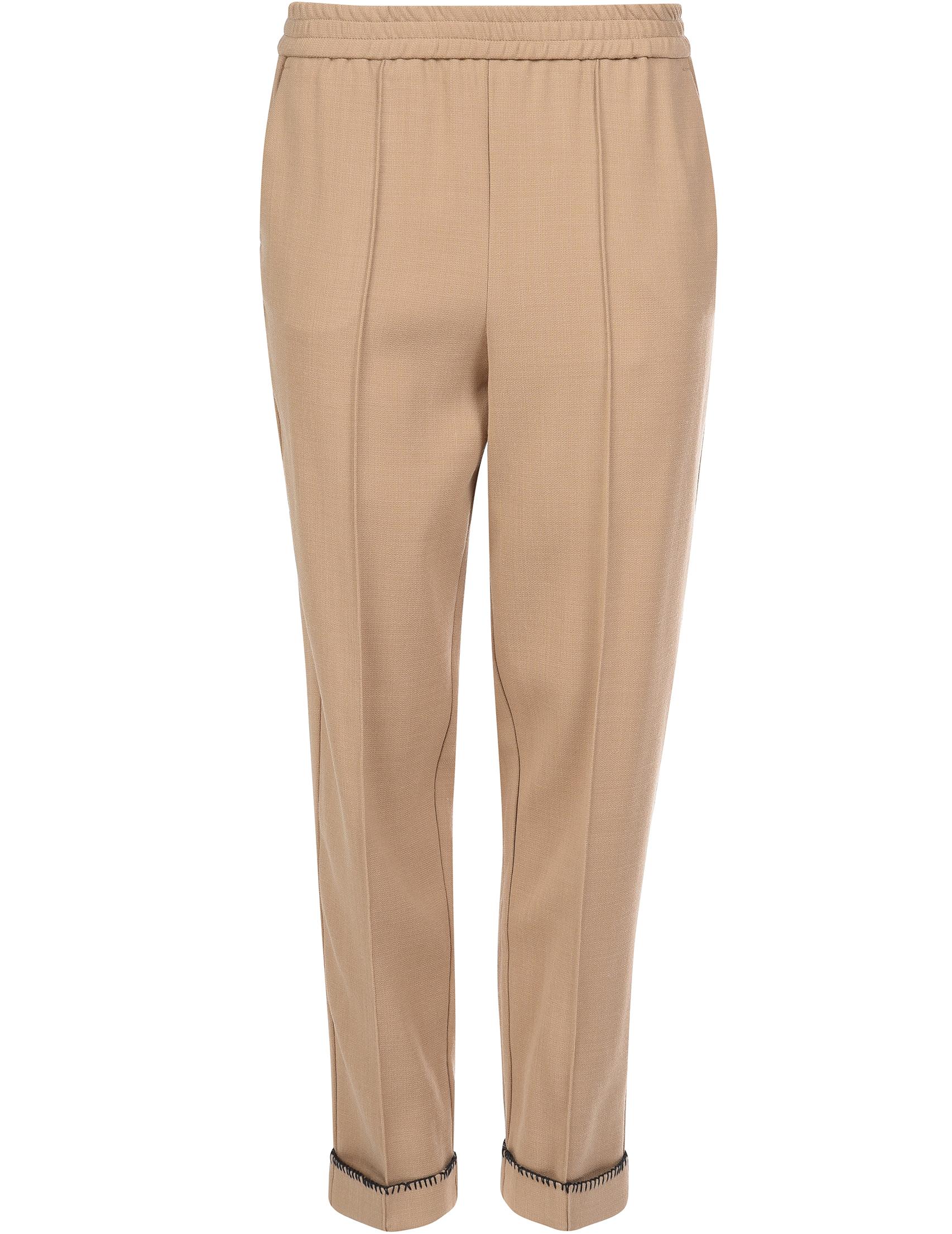 Женские брюки BALLANTYNE NLT044-14103_beige