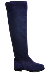 Женские сапоги LE SILLA 910-blue