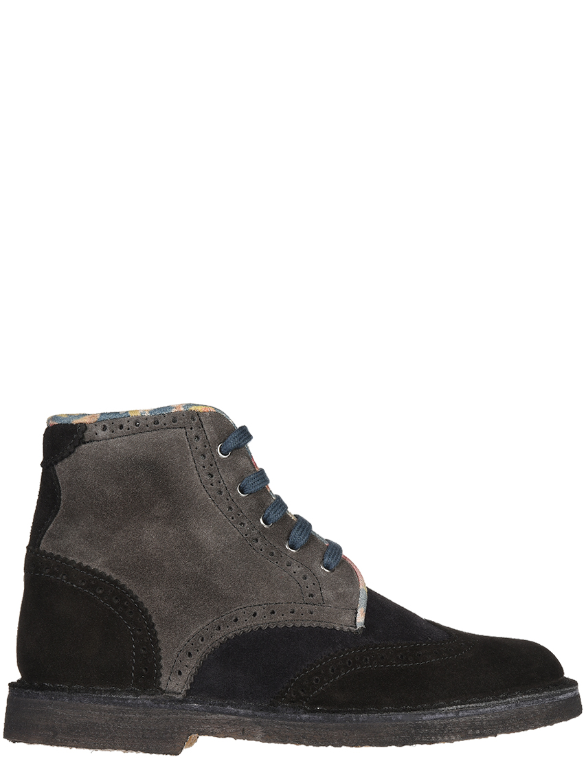 Женские ботинки GIANNI FAMOSO 03D1_black
