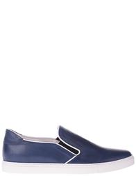 Мужские слипоны RICHBOBOIS 058_blue