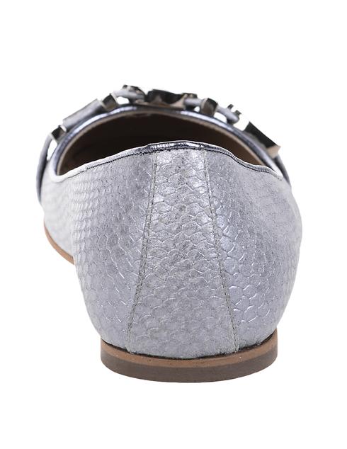 серебряные женские Балетки Richmond 8172 2795 грн