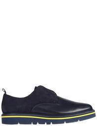 Мужские дерби Armani Jeans AGR-513-КЗ-blunotte_blue