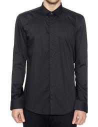 Мужская рубашка ANTONY MORATO SL00293FA450001-9016_black