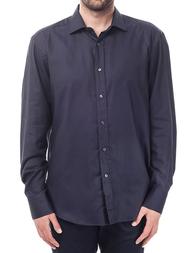Мужская рубашка VALENTINO P-96_blue
