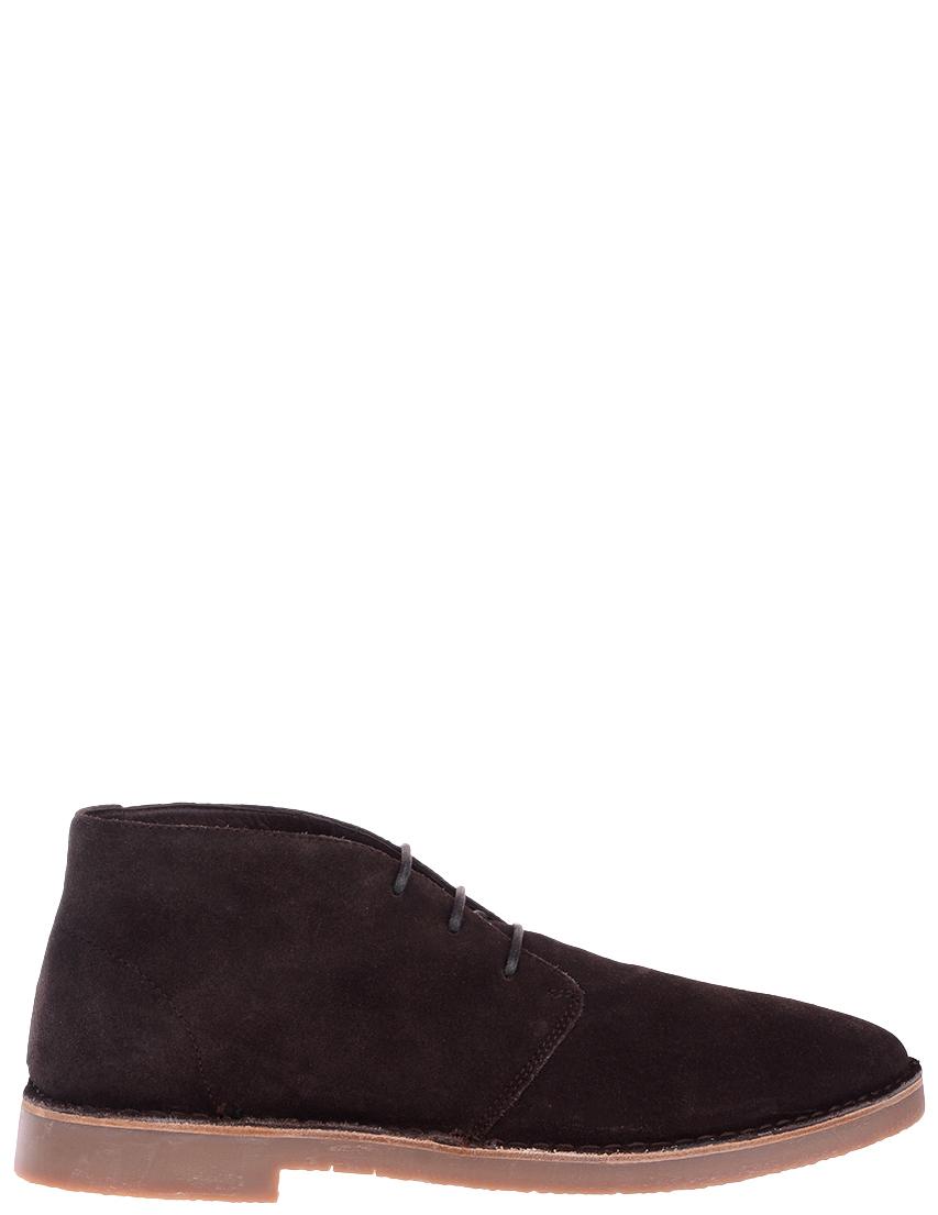 Купить Ботинки, ARMANI JEANS, Коричневый, Осень-Зима