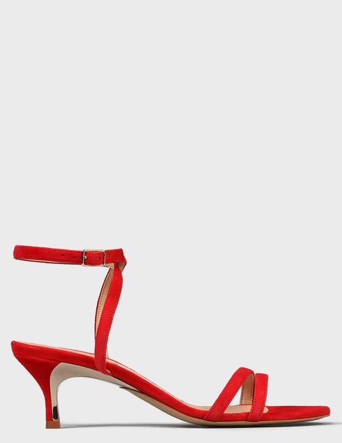 женские красные Босоножки Furla YC48FCD - фото-7