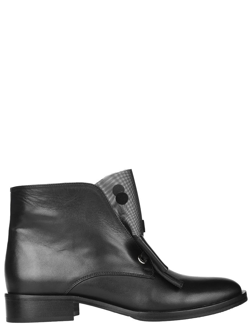 Купить Ботинки, HELENA SORETTI, Черный, Осень-Зима