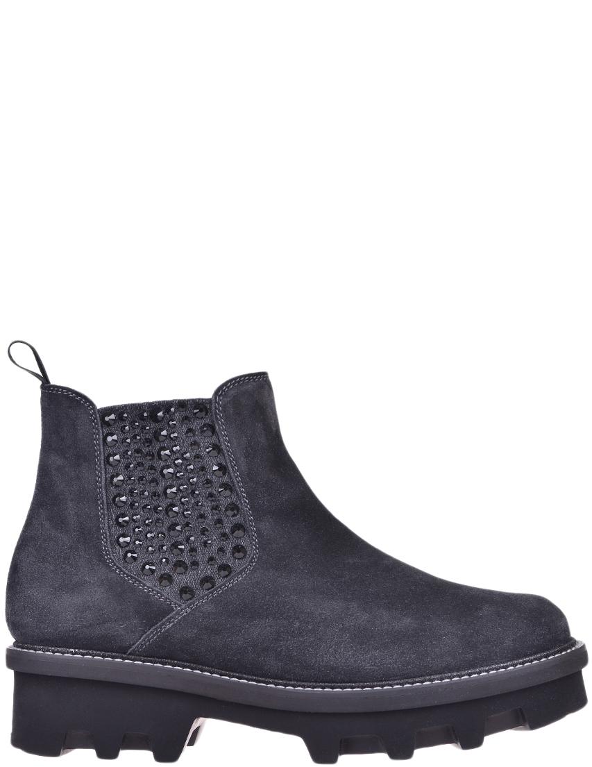 Женские ботинки Pertini 12887-М1-2З-antracit_gray