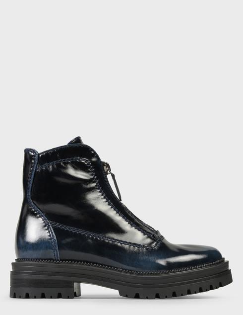 женские синие Ботинки Loriblu 1ICT3111CB - фото-7