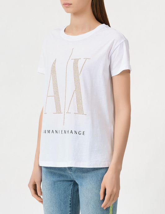 Armani Exchange AGR-8NYTDX-YJG3Z-9130-white фото-2