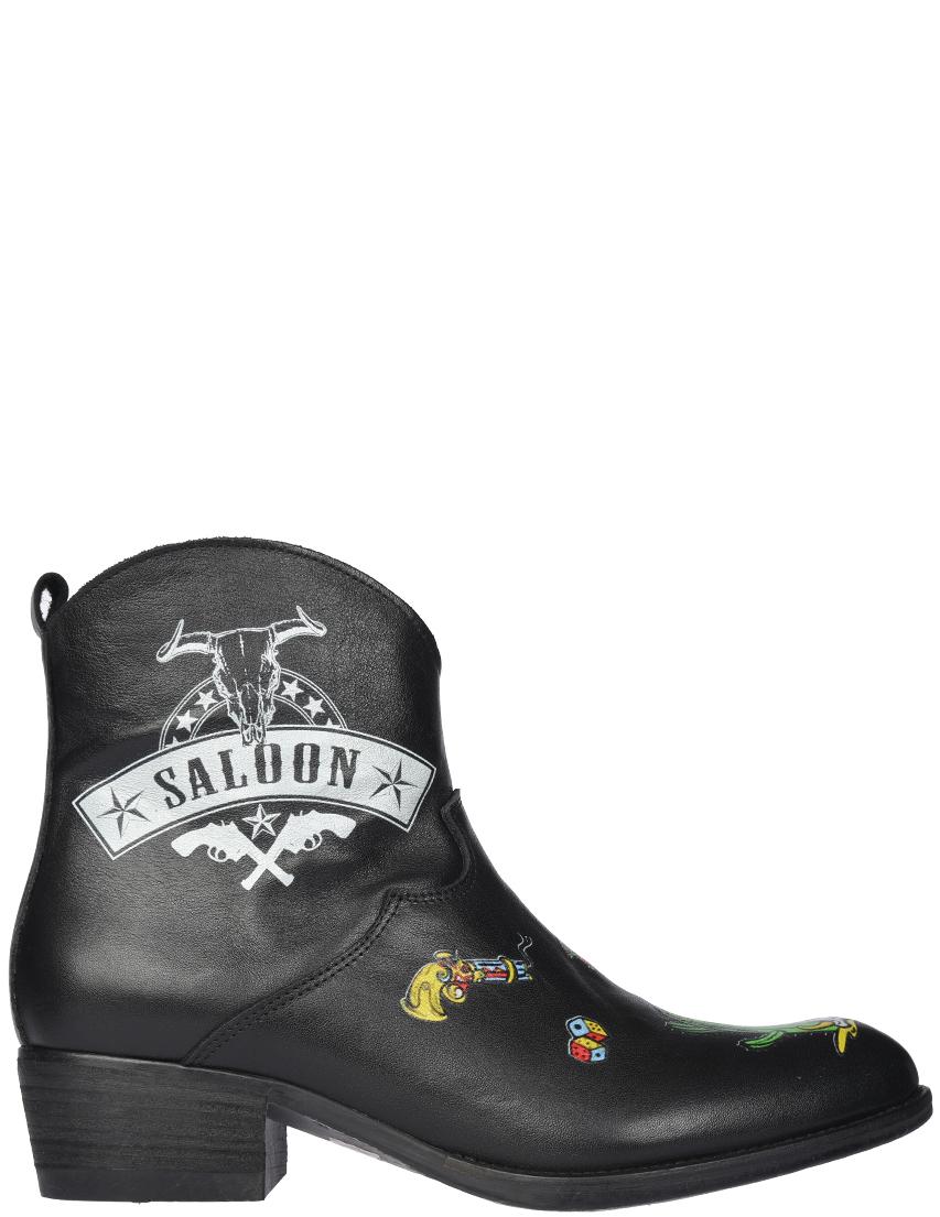 Женские ботинки LEstrosa ES-442SALLON_black