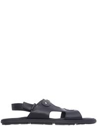 Мужские сандалии Moschino 531_black