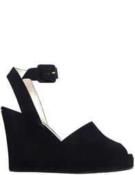 Женские босоножки Ines de la Fressange G2351_black