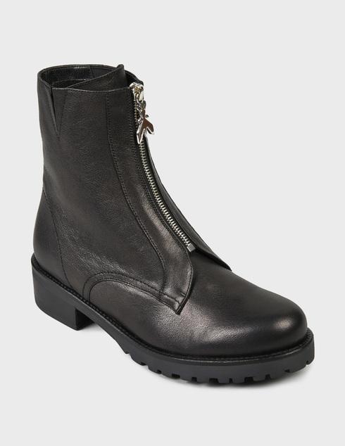 черные Ботинки Patrizia Pepe 2V8937ATRL-K103