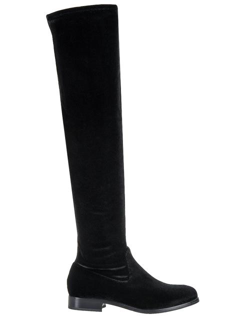 черные Ботфорты Fabi FAB2018_black размер - 36.5