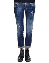 Женские джинсы DSQUARED2 0693_blue