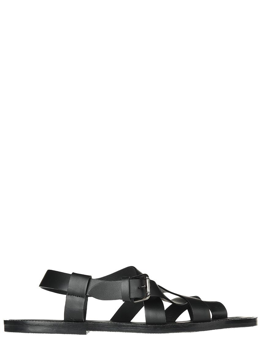 Мужские сандалии Fabi 3828_black