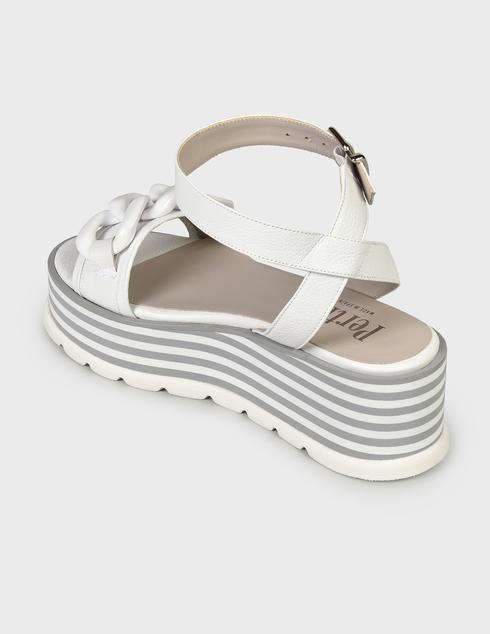 белые женские Босоножки Pertini 211W30943D2- 4195 грн
