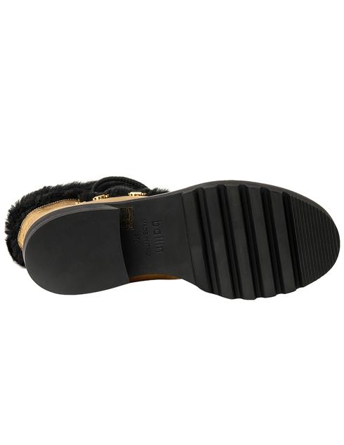 золотые Ботинки Ballin B8W9063-1565AGB размер - 40; 39; 37.5; 37