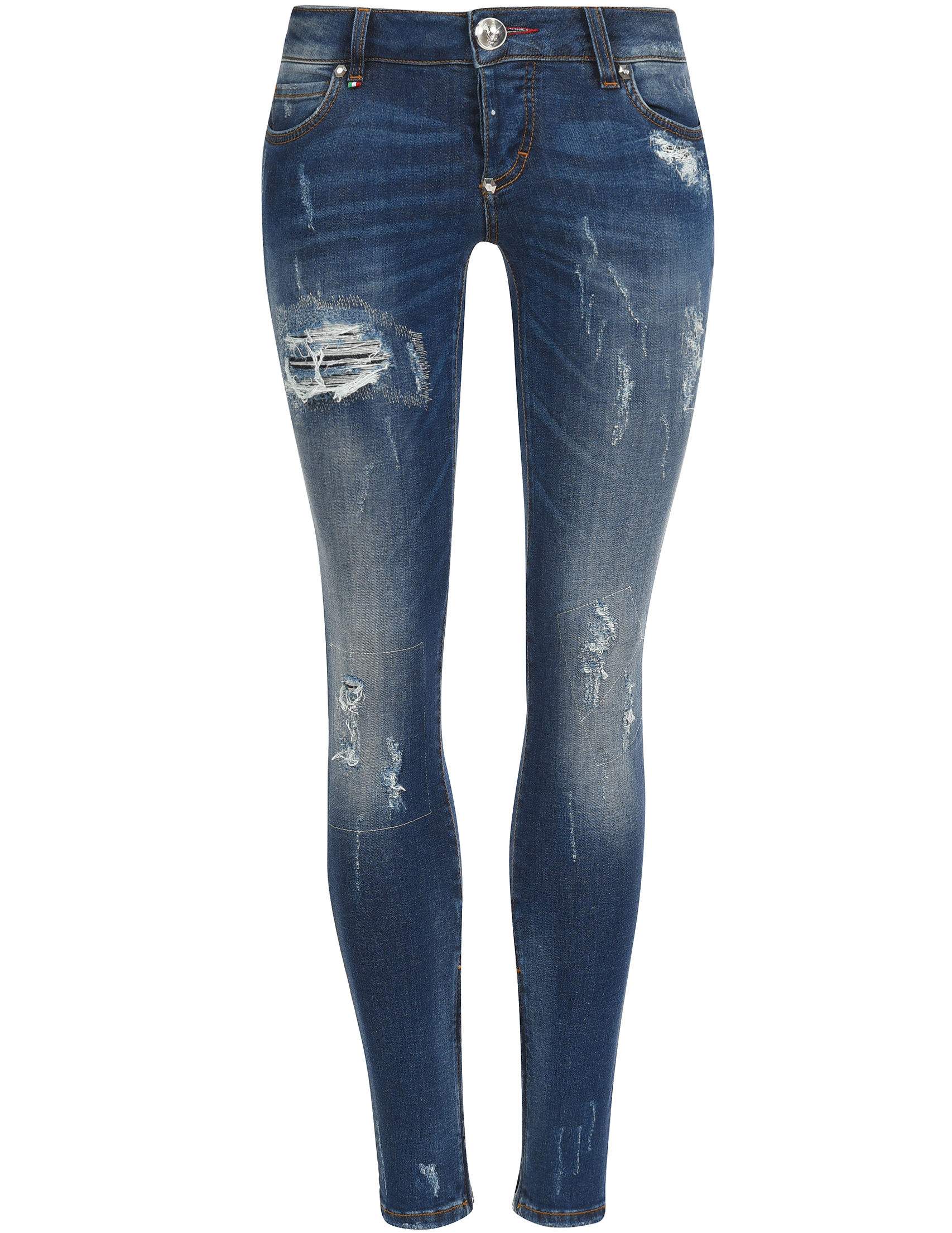 Женские джинсы PHILIPP PLEIN 184244_blue