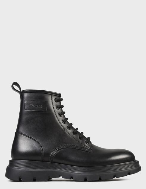 мужские черные Ботинки Fabi FU0313A-900 - фото-2