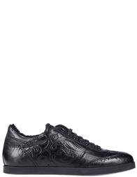 Мужские кроссовки John Richmond 3157_black