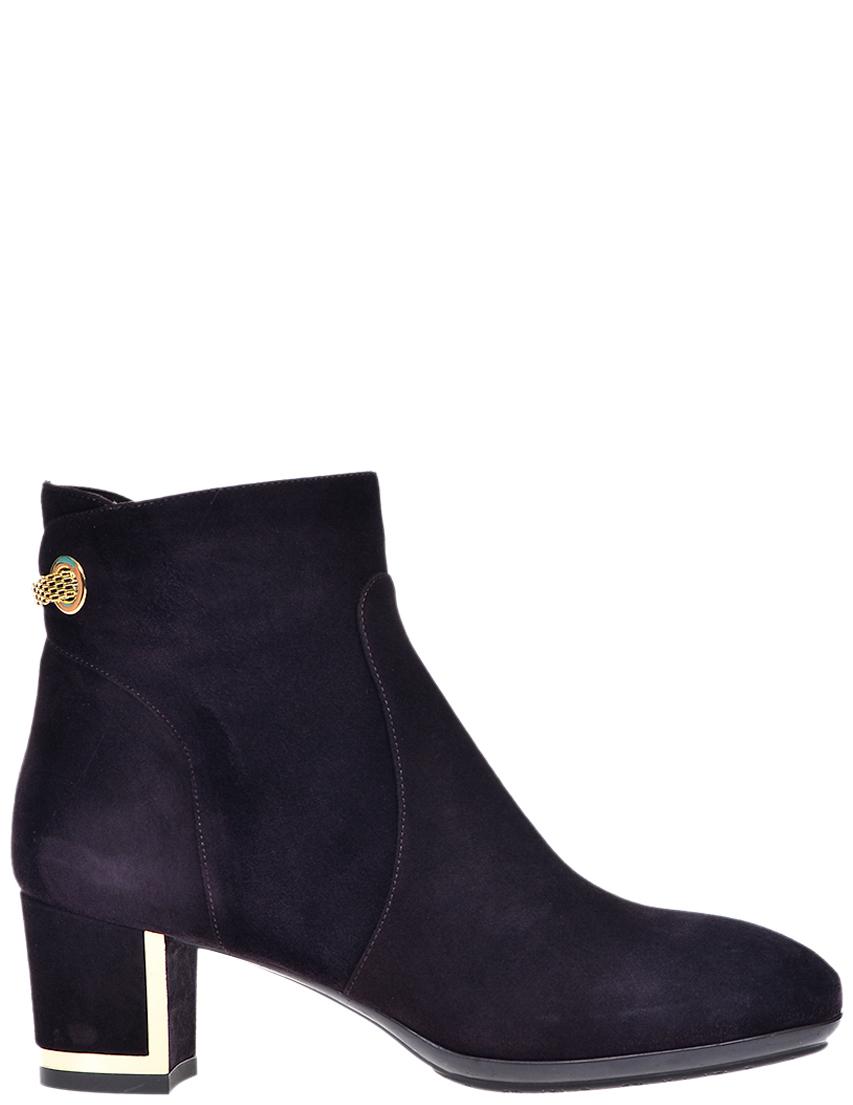 Купить Ботинки, GIOVANNI FABIANI, Фиолетовый, Осень-Зима