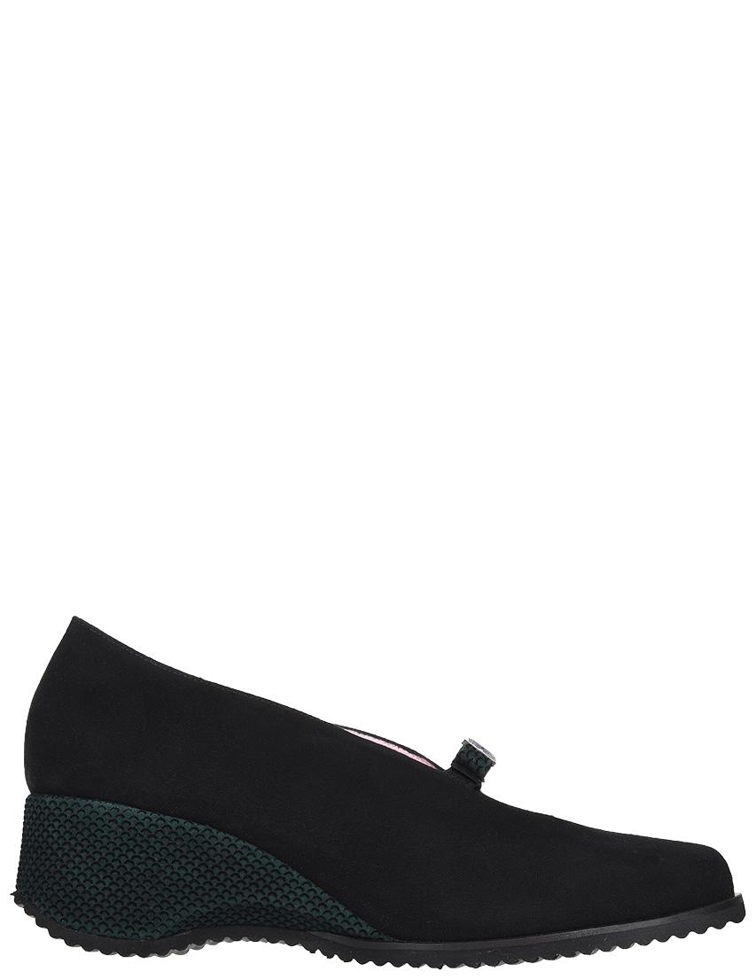 Купить Туфли, CONNI, Черный, Весна-Лето