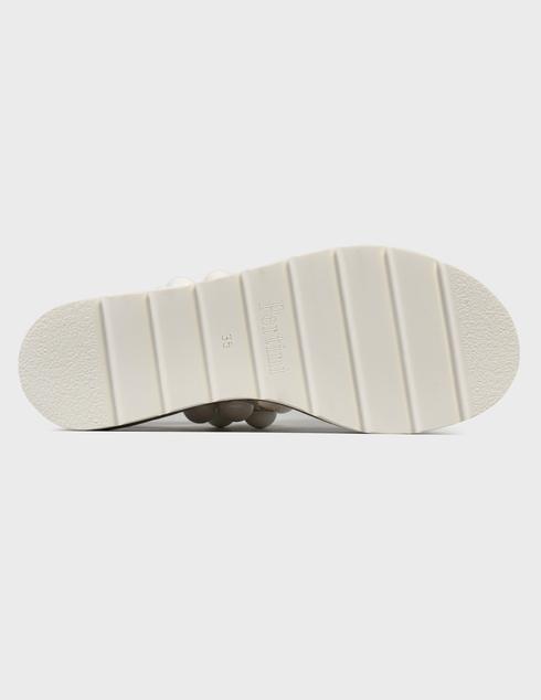 белые Босоножки Pertini 211W30695D2 размер - 35; 37; 37.5; 38