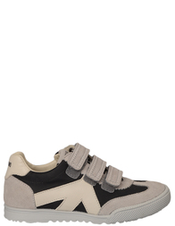 Детские кроссовки для мальчиков MOSCHINO 25503_gray