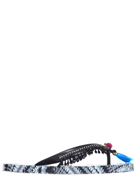 Женские пантолеты Colors Of California EJETNIC-S17--BLA