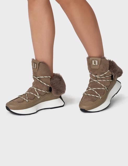 коричневые Ботинки Loriblu 2I54620100