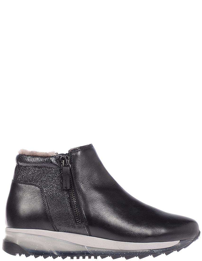 Женские ботинки Tines 6439_black