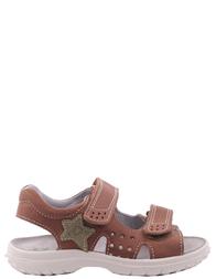 Детские сандалии для мальчиков NATURINO 5670-brown