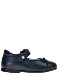 Детские туфли для девочек Naturino 4524-vitello-blue_blue