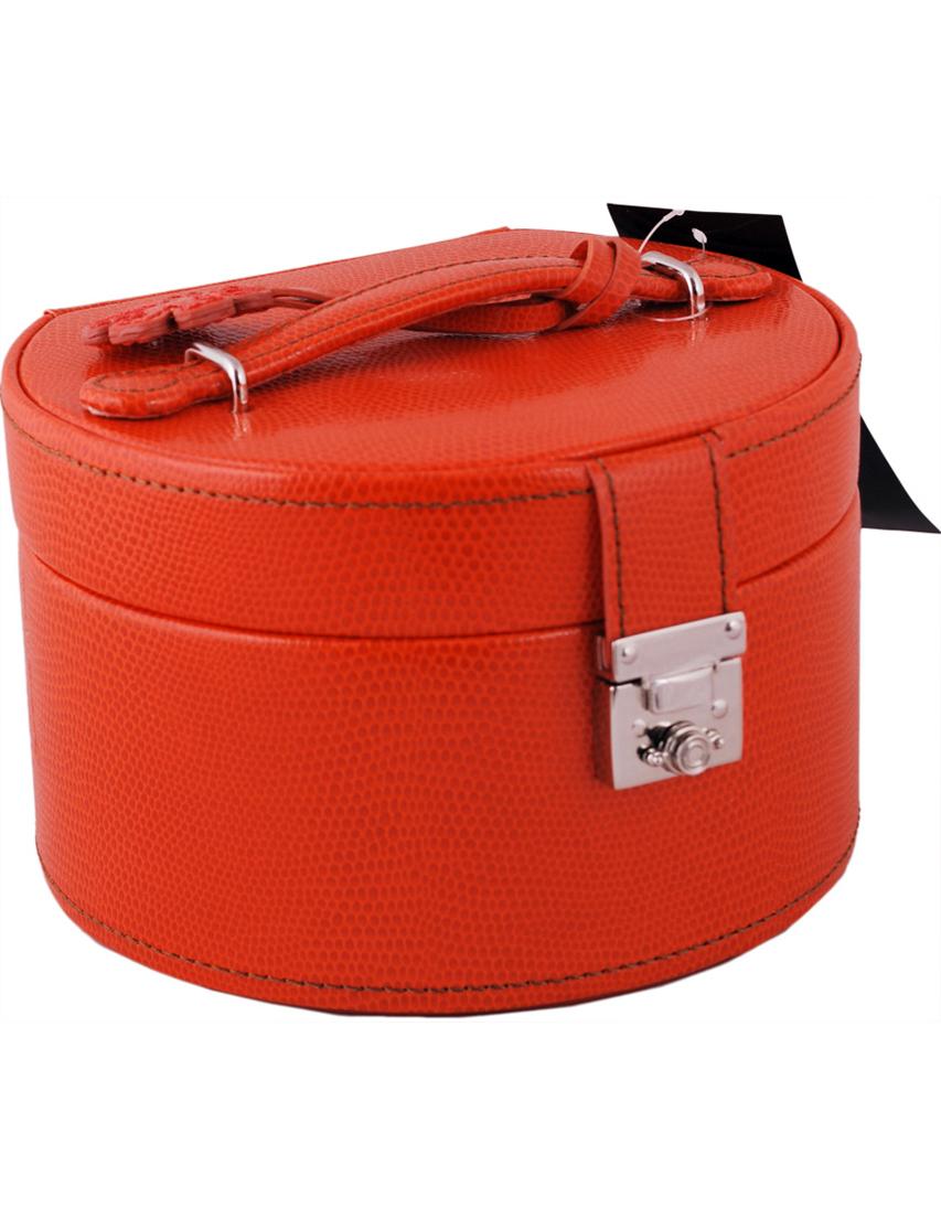 Купить Кейс для украшений, FRIEDRICH, Оранжевый