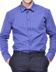 Мужская рубашка TRUSSARDI JEANS 52C1547
