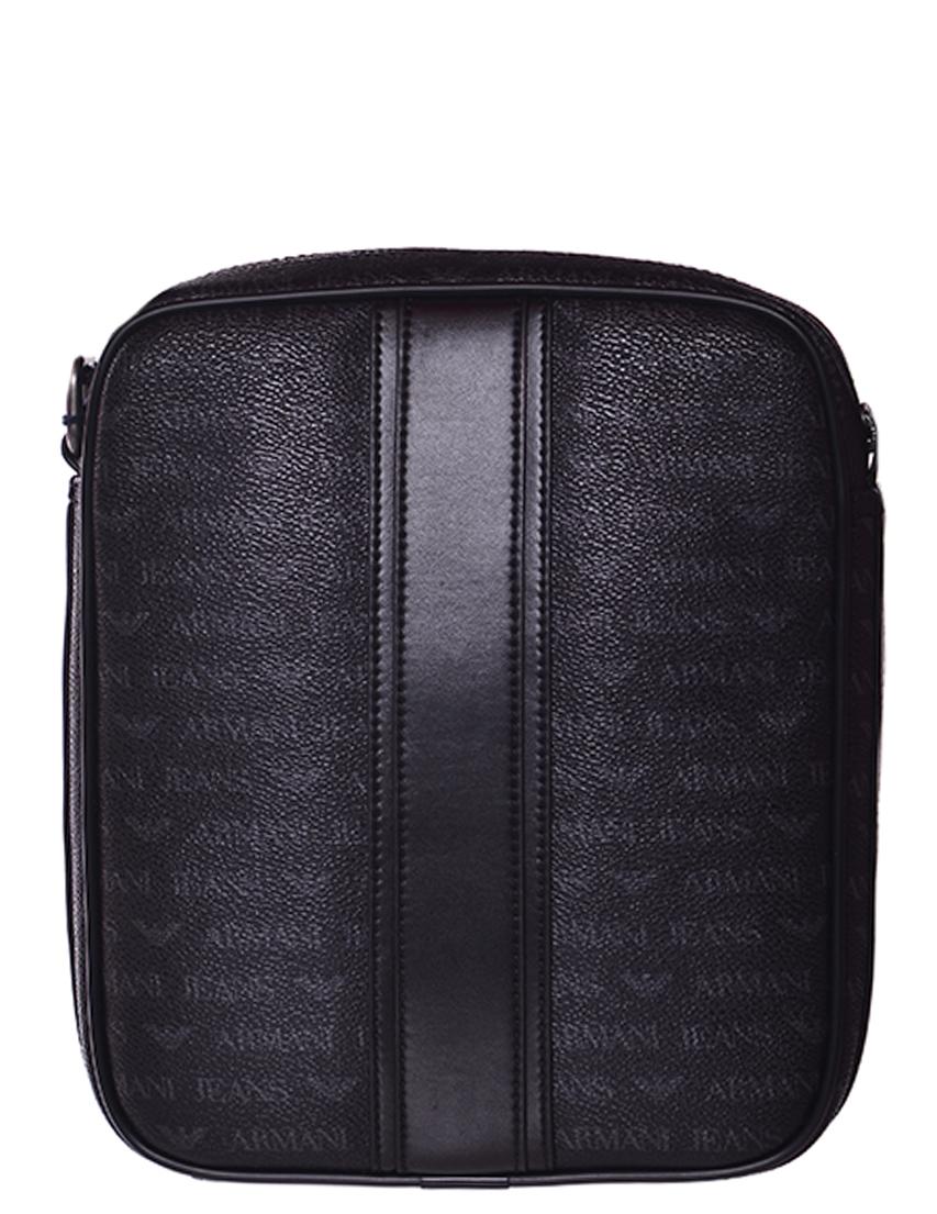 Купить Мужские сумки, Сумка, ARMANI JEANS, Серый, Осень-Зима