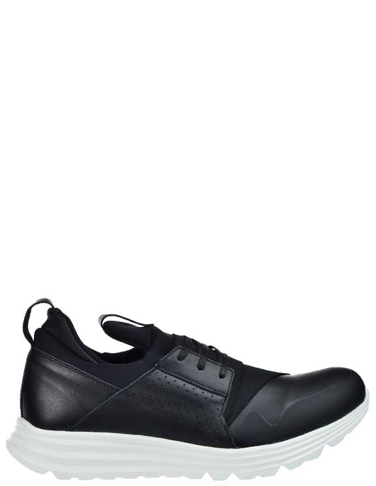 черные Кроссовки Be Positive NU-Loafer