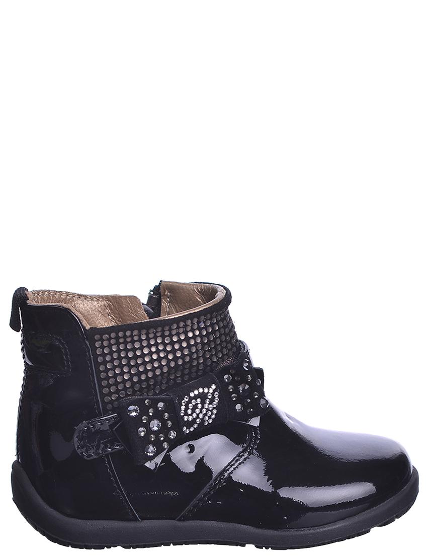 Детские ботинки для девочек MISS BLUMARINE A1019-black
