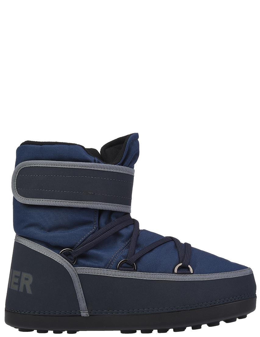 Мужские сапоги Bogner 5114_blue
